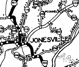 VA 103Y (1932 Lee County)