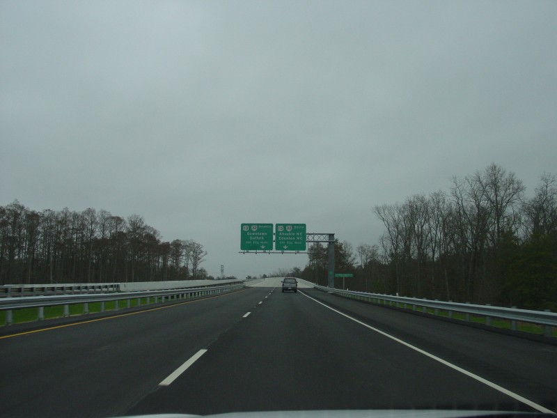 US 13 view